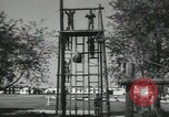 Image of Company E 1st Training Regiment Fort Dix New Jersey USA, 1955, second 35 stock footage video 65675073550