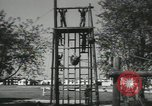 Image of Company E 1st Training Regiment Fort Dix New Jersey USA, 1955, second 36 stock footage video 65675073550