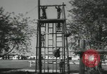 Image of Company E 1st Training Regiment Fort Dix New Jersey USA, 1955, second 38 stock footage video 65675073550