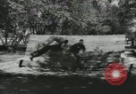 Image of Company E 1st Training Regiment Fort Dix New Jersey USA, 1955, second 46 stock footage video 65675073550