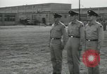 Image of graduation day New Jersey Fort Dix USA, 1955, second 53 stock footage video 65675073551