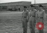 Image of graduation day New Jersey Fort Dix USA, 1955, second 54 stock footage video 65675073551