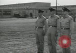 Image of graduation day New Jersey Fort Dix USA, 1955, second 55 stock footage video 65675073551