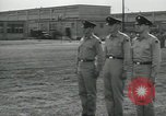 Image of graduation day New Jersey Fort Dix USA, 1955, second 57 stock footage video 65675073551