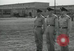Image of graduation day New Jersey Fort Dix USA, 1955, second 58 stock footage video 65675073551