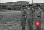 Image of graduation day New Jersey Fort Dix USA, 1955, second 59 stock footage video 65675073551