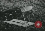 Image of Army test fires battlefield missiles United States USA, 1955, second 26 stock footage video 65675073562