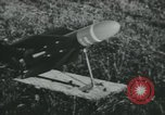 Image of Army test fires battlefield missiles United States USA, 1955, second 27 stock footage video 65675073562