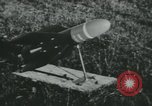 Image of Army test fires battlefield missiles United States USA, 1955, second 28 stock footage video 65675073562