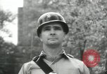 Image of Sergeant Stuart Queen United States USA, 1955, second 23 stock footage video 65675073565