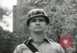 Image of Sergeant Stuart Queen United States USA, 1955, second 24 stock footage video 65675073565