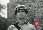 Image of Sergeant Stuart Queen United States USA, 1955, second 26 stock footage video 65675073565
