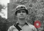 Image of Sergeant Stuart Queen United States USA, 1955, second 28 stock footage video 65675073565