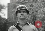 Image of Sergeant Stuart Queen United States USA, 1955, second 29 stock footage video 65675073565