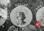 Image of Sergeant Stuart Queen United States USA, 1955, second 30 stock footage video 65675073565