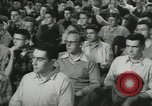 Image of Reserve Officer's Training Corps United States USA, 1955, second 23 stock footage video 65675073576