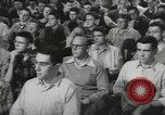 Image of Reserve Officer's Training Corps United States USA, 1955, second 25 stock footage video 65675073576