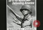 Image of Army National Guard United States USA, 1955, second 8 stock footage video 65675073577