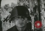Image of United States Army Rangers Fort Benning Georgia USA, 1958, second 10 stock footage video 65675073587