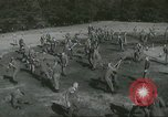 Image of United States Army Rangers Fort Benning Georgia USA, 1958, second 12 stock footage video 65675073587