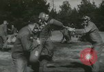 Image of United States Army Rangers Fort Benning Georgia USA, 1958, second 13 stock footage video 65675073587