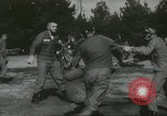 Image of United States Army Rangers Fort Benning Georgia USA, 1958, second 14 stock footage video 65675073587