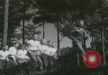 Image of United States Army Rangers Fort Benning Georgia USA, 1958, second 22 stock footage video 65675073587