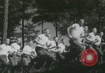 Image of United States Army Rangers Fort Benning Georgia USA, 1958, second 24 stock footage video 65675073587