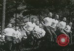 Image of United States Army Rangers Fort Benning Georgia USA, 1958, second 25 stock footage video 65675073587