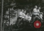 Image of United States Army Rangers Fort Benning Georgia USA, 1958, second 26 stock footage video 65675073587