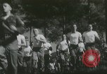 Image of United States Army Rangers Fort Benning Georgia USA, 1958, second 27 stock footage video 65675073587