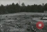 Image of United States Army Rangers Fort Benning Georgia USA, 1958, second 34 stock footage video 65675073587