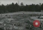 Image of United States Army Rangers Fort Benning Georgia USA, 1958, second 35 stock footage video 65675073587