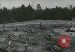 Image of United States Army Rangers Fort Benning Georgia USA, 1958, second 36 stock footage video 65675073587