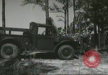 Image of ground mobility courses Fort Benning Georgia USA, 1958, second 22 stock footage video 65675073588