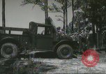 Image of ground mobility courses Fort Benning Georgia USA, 1958, second 23 stock footage video 65675073588