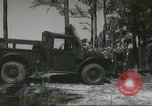 Image of ground mobility courses Fort Benning Georgia USA, 1958, second 24 stock footage video 65675073588