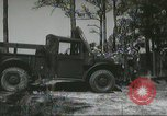 Image of ground mobility courses Fort Benning Georgia USA, 1958, second 26 stock footage video 65675073588
