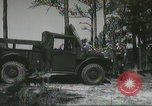 Image of ground mobility courses Fort Benning Georgia USA, 1958, second 27 stock footage video 65675073588
