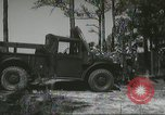 Image of ground mobility courses Fort Benning Georgia USA, 1958, second 29 stock footage video 65675073588