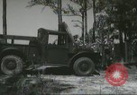 Image of ground mobility courses Fort Benning Georgia USA, 1958, second 30 stock footage video 65675073588