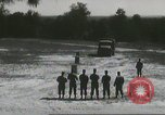 Image of ground mobility courses Fort Benning Georgia USA, 1958, second 31 stock footage video 65675073588
