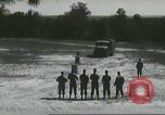 Image of ground mobility courses Fort Benning Georgia USA, 1958, second 32 stock footage video 65675073588