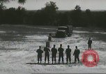 Image of ground mobility courses Fort Benning Georgia USA, 1958, second 33 stock footage video 65675073588