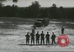 Image of ground mobility courses Fort Benning Georgia USA, 1958, second 34 stock footage video 65675073588