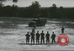 Image of ground mobility courses Fort Benning Georgia USA, 1958, second 35 stock footage video 65675073588
