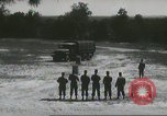 Image of ground mobility courses Fort Benning Georgia USA, 1958, second 36 stock footage video 65675073588