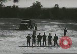 Image of ground mobility courses Fort Benning Georgia USA, 1958, second 38 stock footage video 65675073588