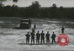 Image of ground mobility courses Fort Benning Georgia USA, 1958, second 39 stock footage video 65675073588