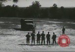 Image of ground mobility courses Fort Benning Georgia USA, 1958, second 40 stock footage video 65675073588